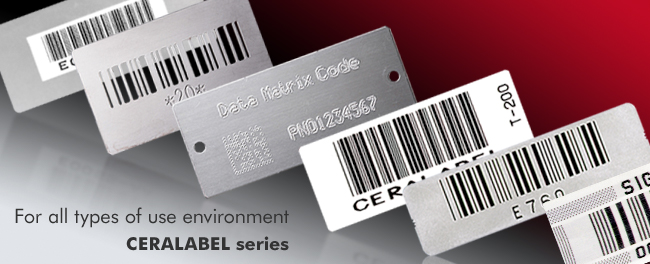 Sigmax Ltd Barcode Label And Plate For High Temperature